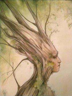 Green Dryad