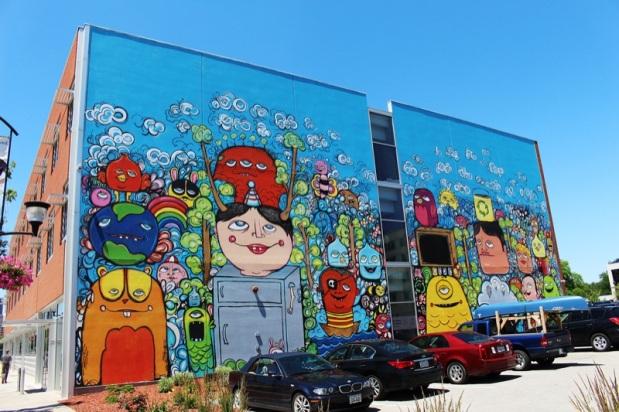 DT DSM Mural