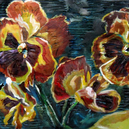 Bunch of Pansies